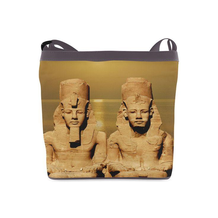 Temple of Sun Crossbody Bag. FREE Shipping. #artsadd #bags #egypt