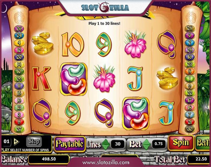 Free 5 reel slots games online at Slotozilla.com - 6