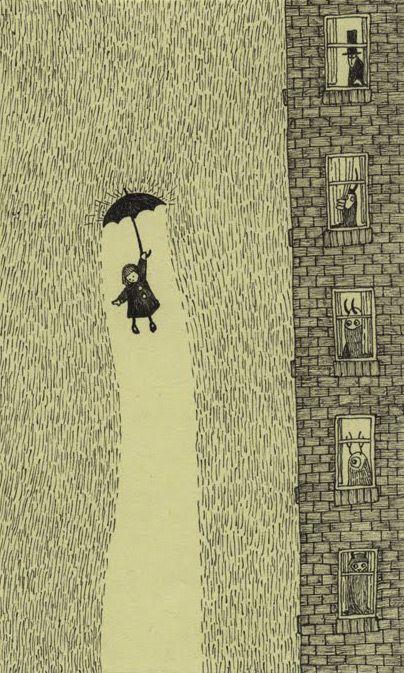 Ari Heist -  rain umbrella