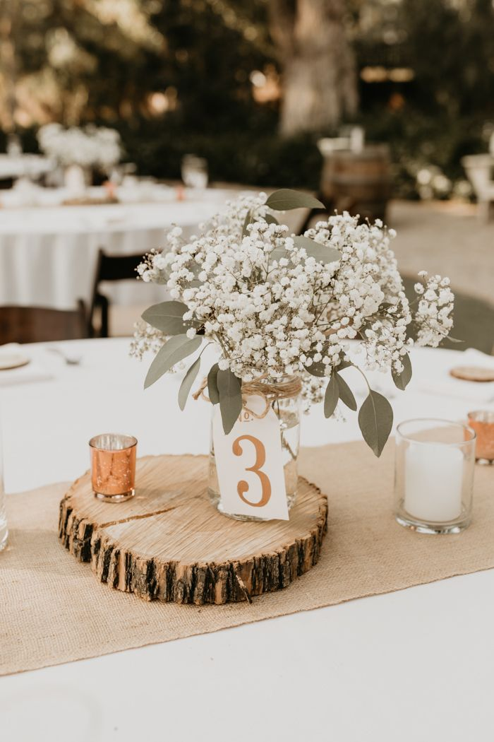 Elegant Laid Back Mccormick Home Ranch Wedding With Pops Of Blush