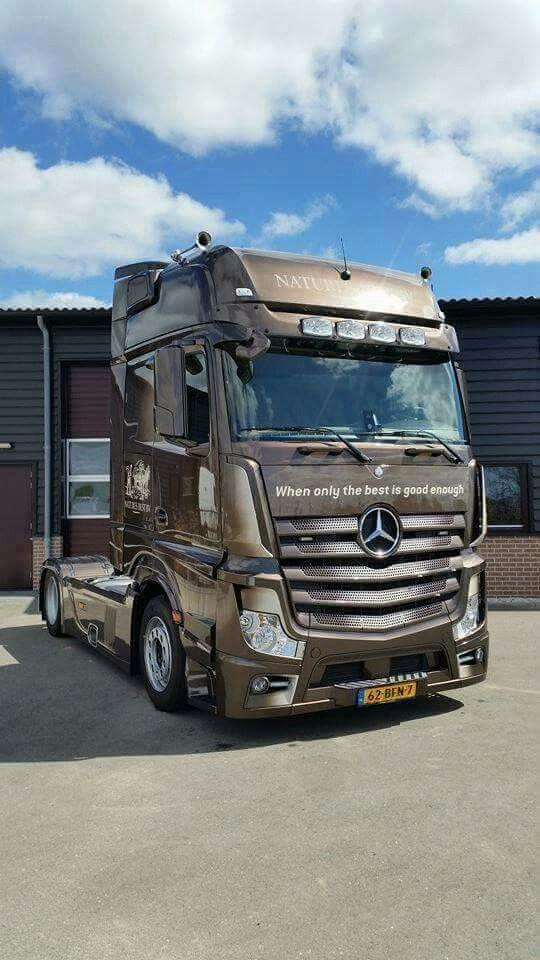 class of the ACTROS