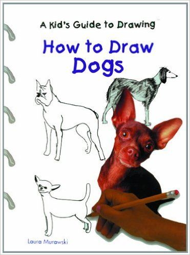 How to Draw Dogs (Kid's Guide to Drawing) - https://tryadultcoloringbooks.com/how-to-draw-dogs-kids-guide-to-drawing/ - #Guides
