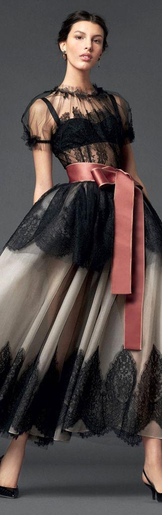 Dolce & Gabbana | Woman Collection 2014