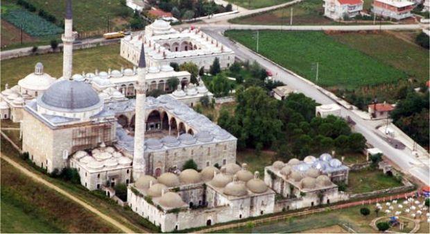 Edirne Beyazid Camii ve Külliyesi