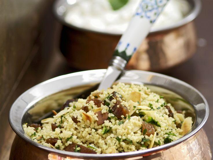 Couscous mit marokkanische Art mit Rosinen - smarter - Zeit: 30 Min. | eatsmarter.de