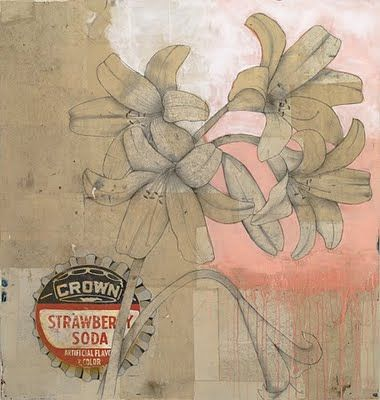 Ghosts Of The Great Highway: The artwork of Michael Mew.