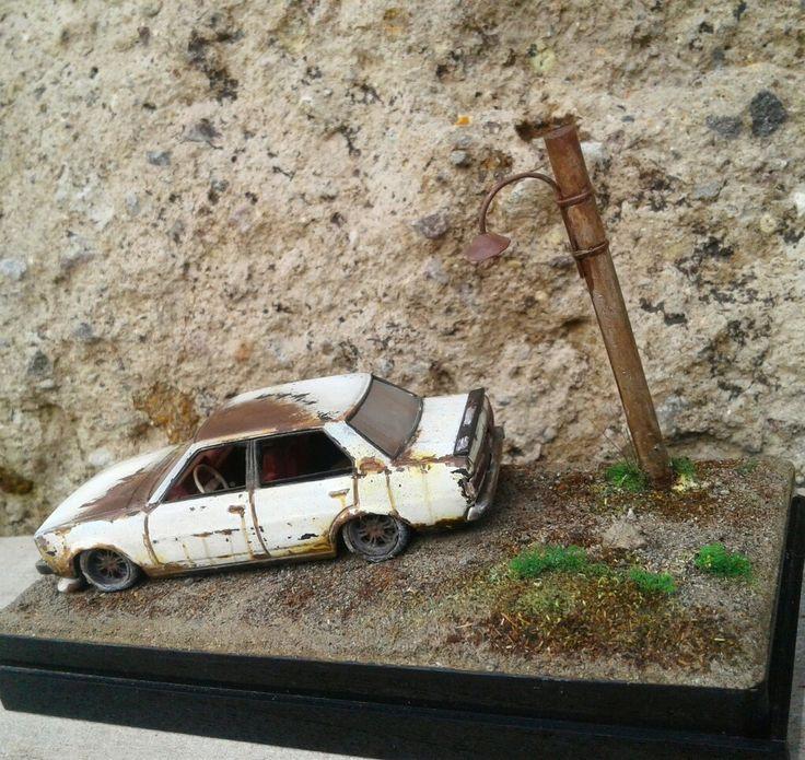 DX diecast diorama