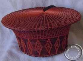 African Traditional Zulu Hat