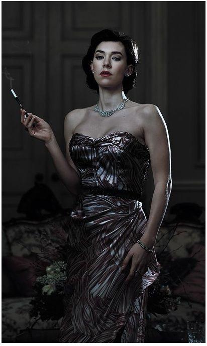 Vanessa Kirby as HRH Princess Margaret