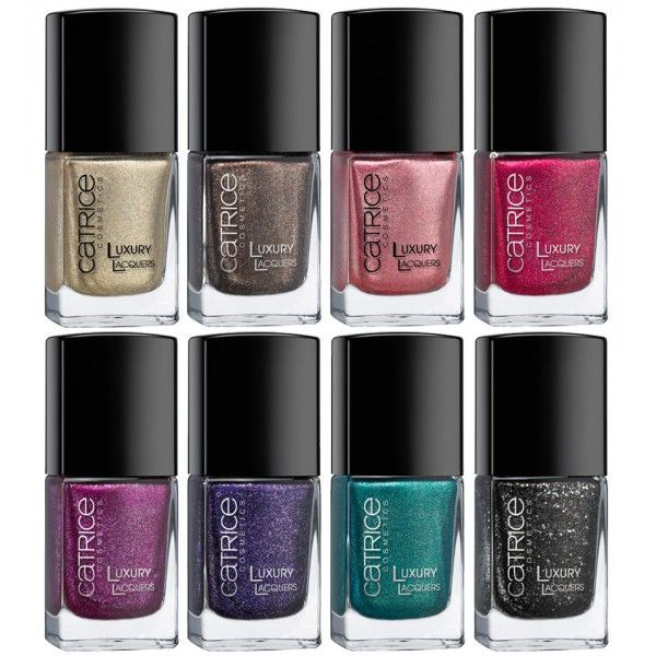 Luxury Lacquers Liquid Metal Esmaltes de Uñas