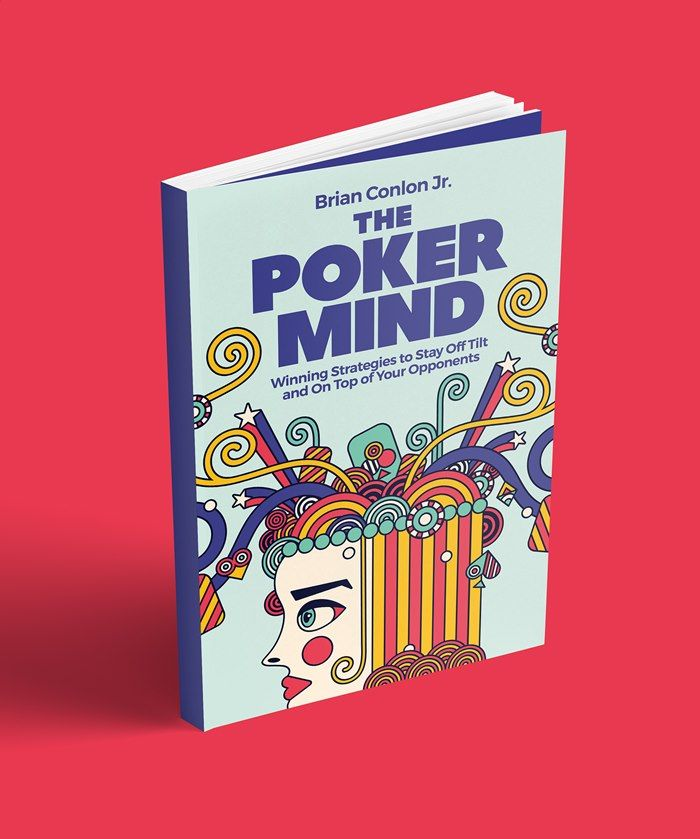 Book Cover Illustration Of The Poker Mind Book Cover Illustration Book Cover Animation News
