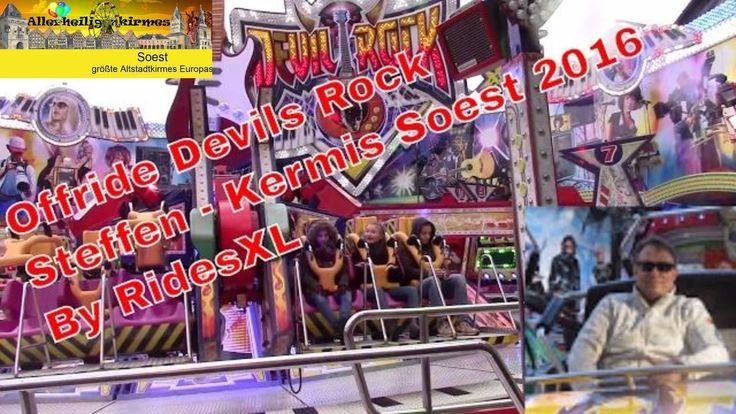Devil Rock - Steffen-Offride - Kermis Soest (50P)