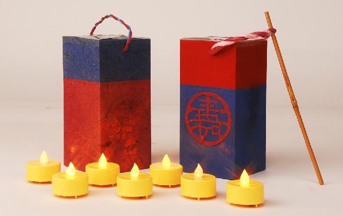 Korean wedding lanterns