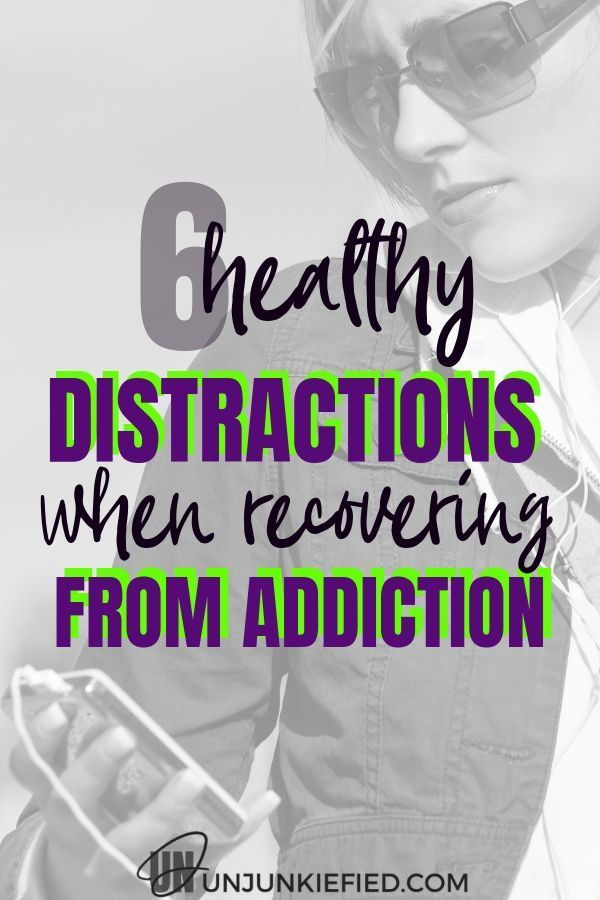 How To Refocus In Addiction Recovery Using Healthy
