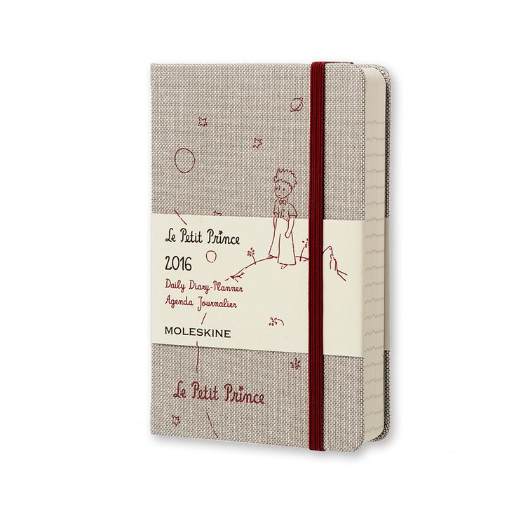 12 months - Le Petit Prince Daily Diary - Moleskine