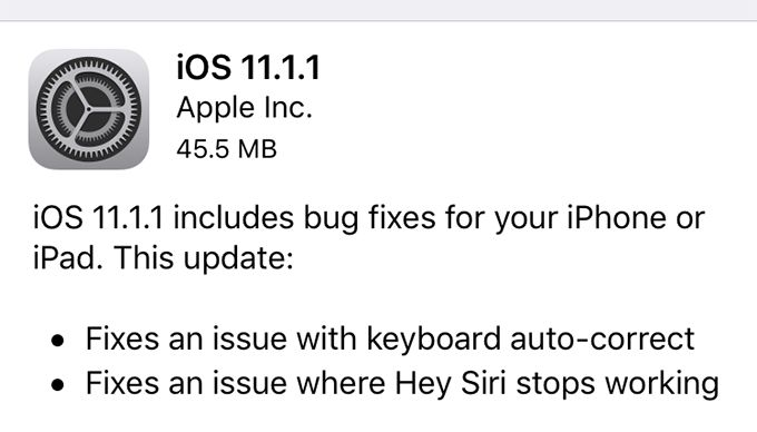 Apple just pushed an iOS update to fix that I autocorrect bug