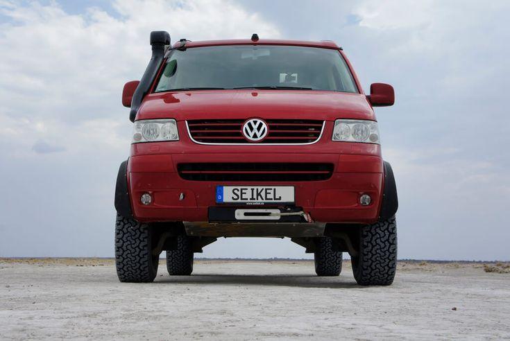Volkswagen Transporter T5 Extreme EN - Seikel