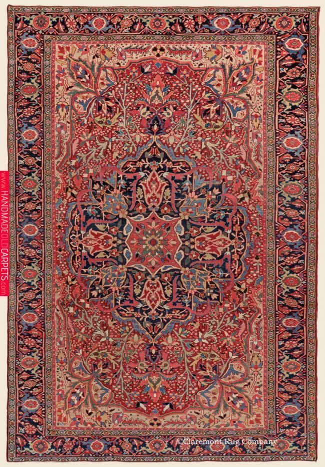 Early 20th Century Rugs From Tribal