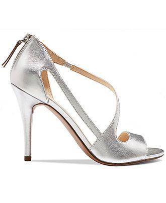 Nine West Simplistic Asymetrical Evening Pumps - Sandals - Shoes - Macy's