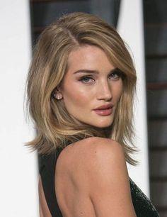 Frisuren Haare halblang - Bilder - Jolie.de