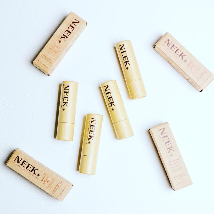 Green Friday continúa en OIANORA | Las barras de labios naturales, orgánicas y veganas de Neek Skins Organics Australia. En exclusiva en España y ahora con un 50% de descuento