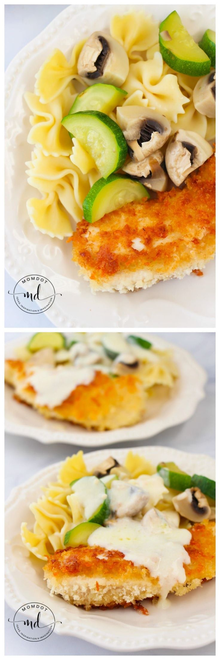 Copycat Olive Garden Parmesan Crusted Chicken | Perfect Italian Recipe for Dinner Tonight #chickens  #chickendinner #copycatrecipes #RecipesForDinner