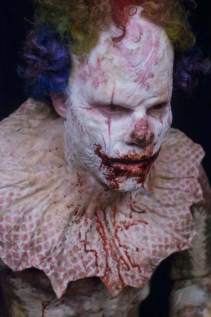 From splatter-maestro Eli Roth (Hostel, Cabin Fever, The Green Inferno) comes the gruesome Clown, the Movie.