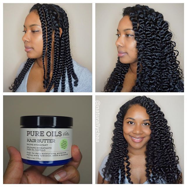 I was easily able to transition the braids I rocked all last week into a flawless braid out for this week ! I used the @silkelements #PureOils Hair Butter to ensure my 12 braids stayed moisturized through the whole week, then I just separated the braids to rock some heatless waves for the next couple of days. Low manipulation styles are one of the keys to length retention, what are some of your go to low manipulation/protective styles? #silkelements #naturalhair #braidout #protectivestyl...