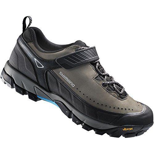 Shimano 2016 Men's Durable Cross Mountain Adventure Biking Shoes – (Grey –