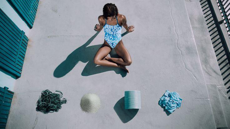 Nova Coleção Esportiva da Adidas feita de plásticos do Oceano