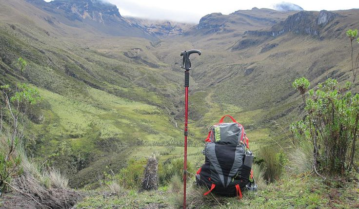 TREKKING   On our treks, you will walk through valleys, forests, subparamo and paramo environments starting at an altitude of 2,390 mts and reaching altitudes of 4,700mtrs and 5,000 mtrs.