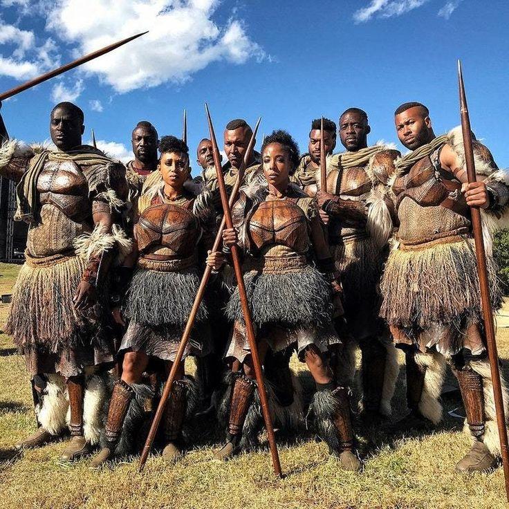 The Jabari Tribe
