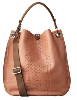 yes, i would try to strap this on like a backpack, too. ATTEMPT. orla kiely