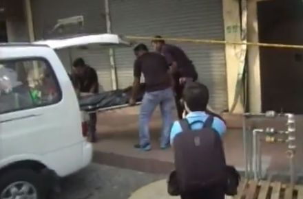 MKL Crimedesk: MKL Crimedesk   Maut Ditikam Teman Wanita