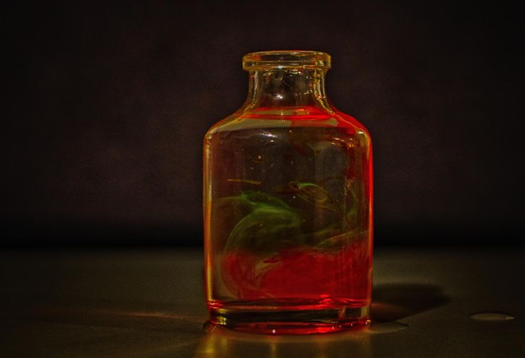 Eosin Bottle by Gopi Krishna on 500px