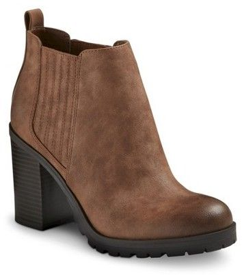 Sam & Libby Women's Deanna Heeled Bootie - Assorted Colors on shopstyle.com
