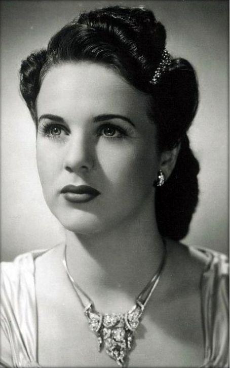 Deanna Durbin...where my name came from!