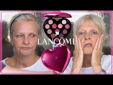 Ich Schminke Die Mutter Meines Besten Freundes Reife Haut Schminken Anti Aging Make Up Ab 40 50 60 Antiagingmakeuptutoria Makeup Tips Ball Exercises Make Up