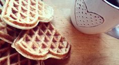 Koken met Fannetiek: Protein Waffles
