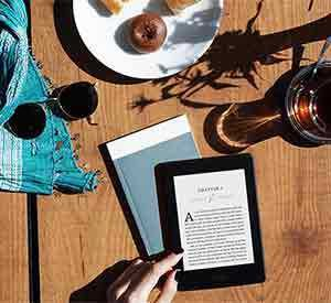 Kindle Paperwhite E-reader  White 6 High-Resolution Display (300 ppi) with Built-in Light Wi-Fi  Includes Special Offers
