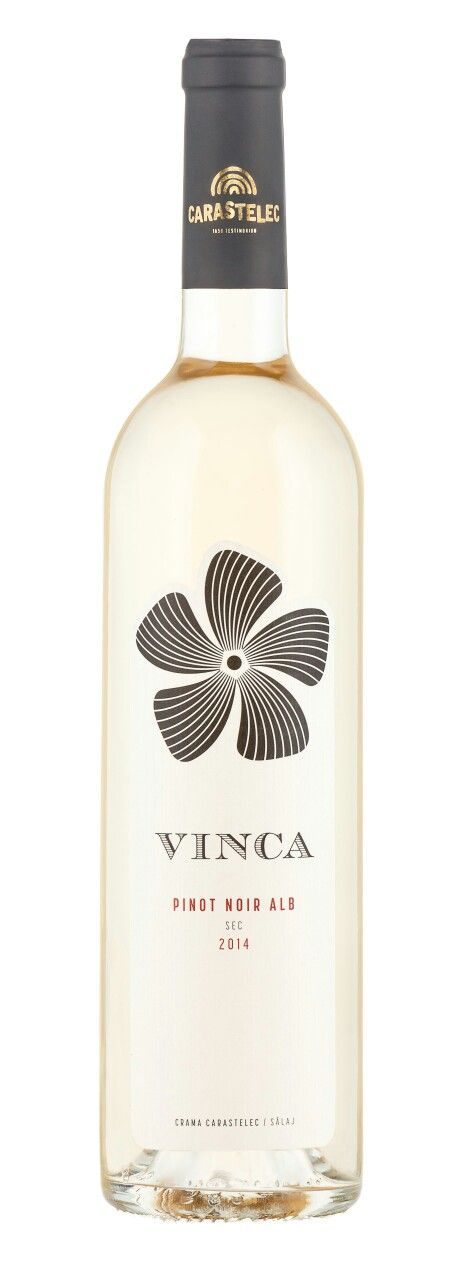 Vinca Pinot Noir Alb 2014 - ThingLink