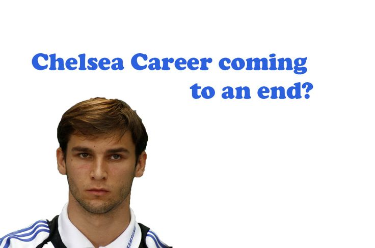 Is Ivanovic's time at Chelsea coming to an end?