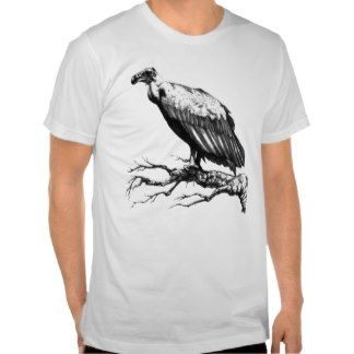 The Old Buzzard T-shirts