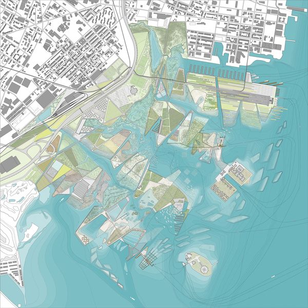 Water Proving Ground on Behance