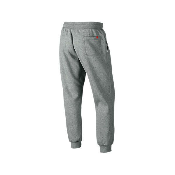 Nike Men's AW77 Cuff Fleece Pants (73 BRL) ❤ liked on Polyvore featuring men's fashion, men's clothing, men's activewear, men's activewear pants, grey, mens cuffed sweatpants, mens cuff sweatpants, men's fleece cargo sweatpants, mens activewear pants and mens grey sweatpants