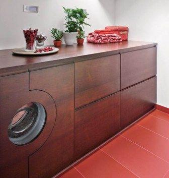 размещение стиральной машины на кухне - Поиск в Google