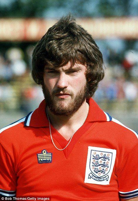 1979, Glenn Hoddle, England Under 21, portrait
