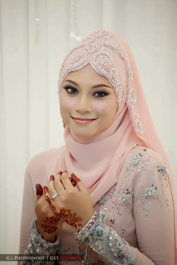 baju pengantin dusty pink - Google Search