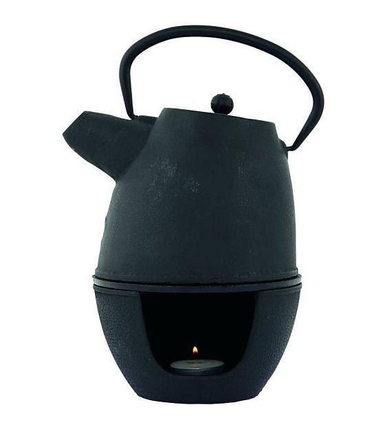 E59,- teapot black iron 1,1L