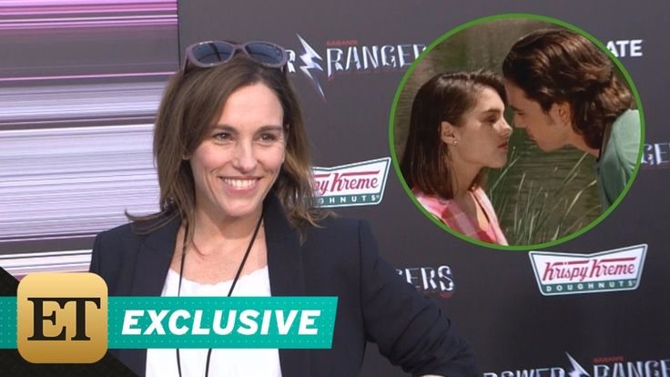 EXCLUSIVE: Original Pink Power Ranger Amy Jo Johnson on Whether Tommy an...